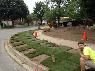 sod installation with guarantee